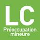 Préoccupation mineure (LC)